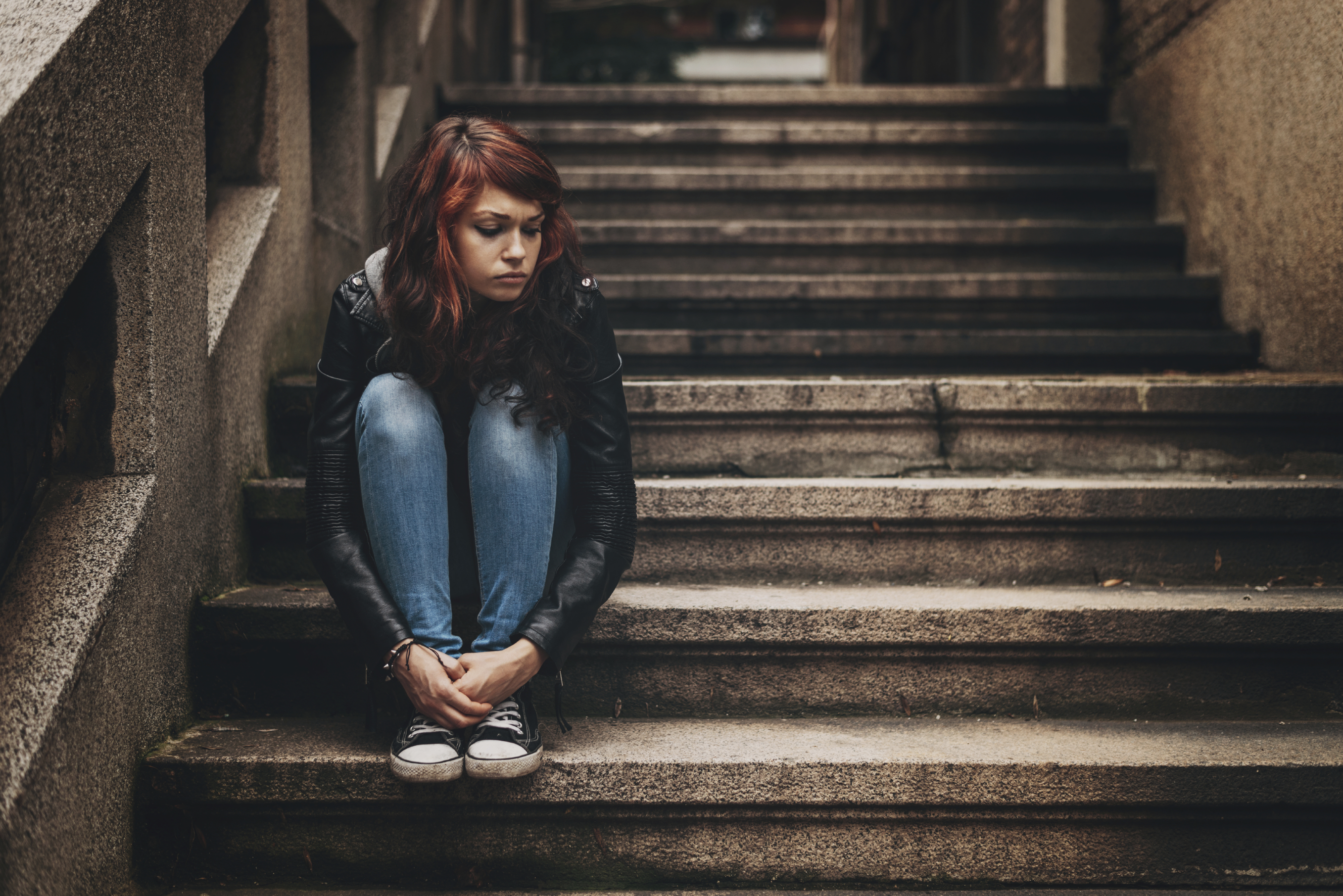 detecting depression in teens About half of people diagnosed with depression are also diagnosed with an  anxiety disorder teens: depression is not your fault or caused by something you .