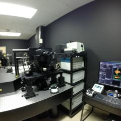 Molecular and Cellular Microscopy Platform