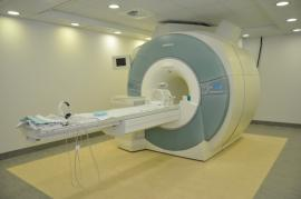 Scanner at the Brain Imaging Centre