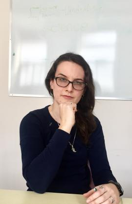 Sarah McIlwaine, May 2019 Trainee spotlight